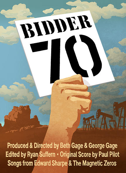 Bidder 70 poster (official site)