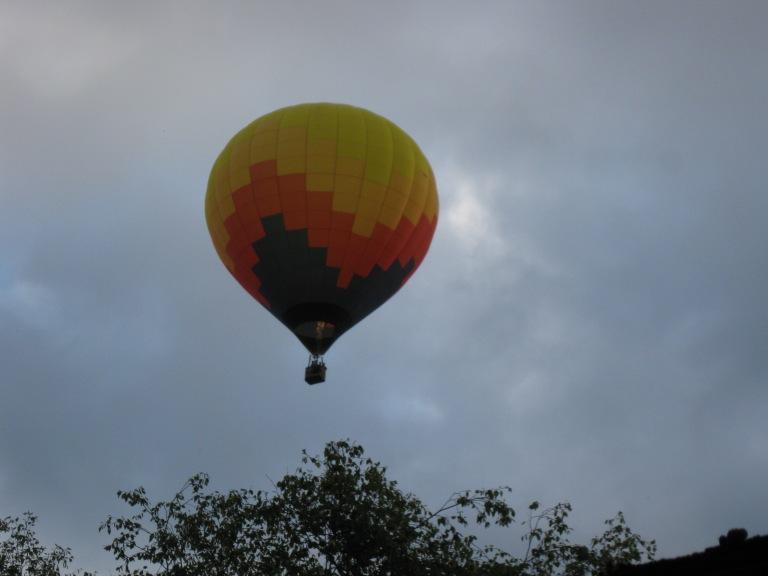 Balloons fly free - Gatineau Hot Air Balloon Festival, Sept. 1, 2013 - D. Deby