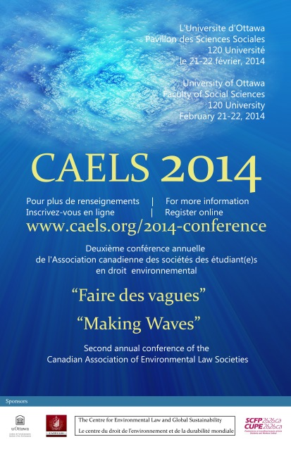 CAELS 2014 Poster