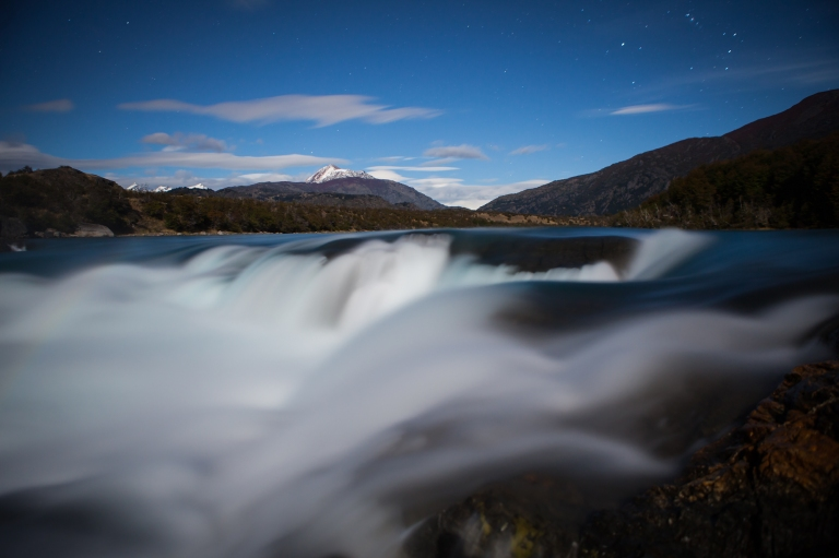 Streams of Consequence film - Baker River, Patagonia, Chile - James Q Martin Photography - photo via Ottawa RIverkeeper