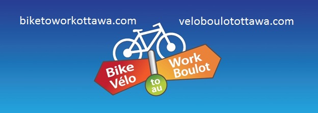Bike to Work Month poster
