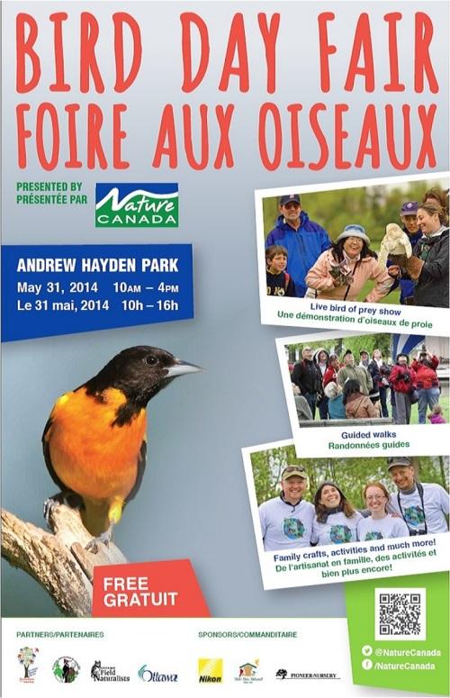 Poster courtesy Nature Canada