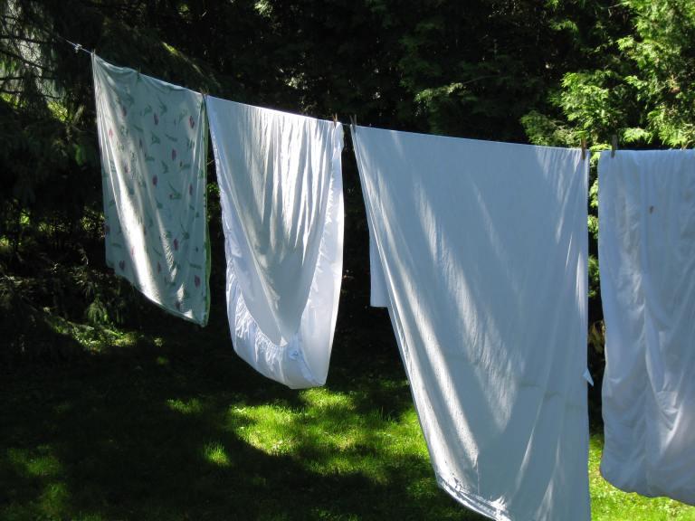 Laundry - D. Deby