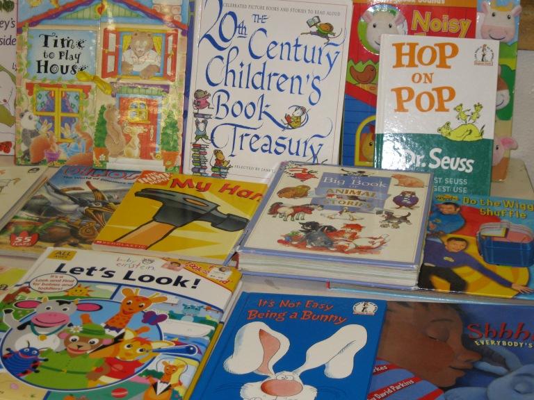 Children's books - D. Deby
