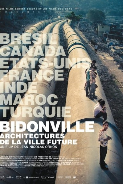 Bidonville poster