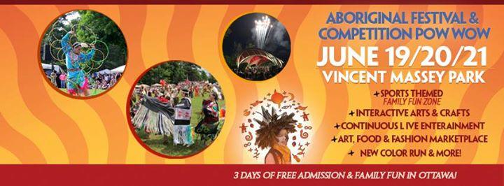 Summer Solstice Aboriginal Arts Festival poster image