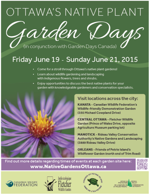 Garden Days English 2015
