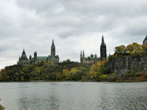 Ottawa River from Victoria Island D Deby (2)