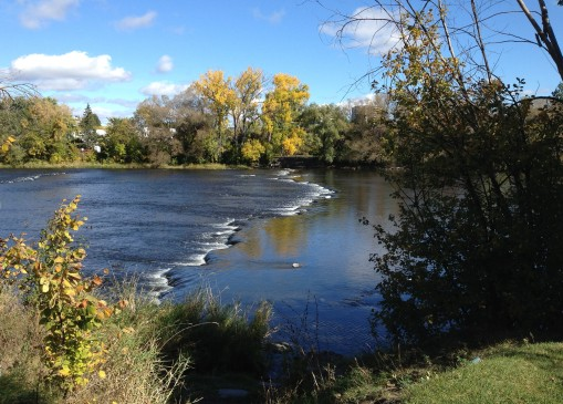 Rideau River - Strathcona Park - D. Deby photo