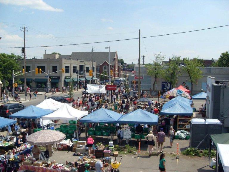 Ecology Ottawa's Great Glebe GREEN Garage Sale 2012 FB photo httpsecologyottawa.caannual-eventsgarage-sale